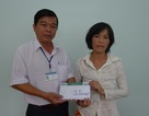 Hơn 28 triệu đồng đến với gia đình chị Nguyễn Thị Cúc