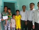 Hơn 44 triệu đồng đến với gia đình 3 đứa trẻ có cha tử vong vì điện giật