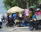 """Cúm H5N1 """"nở rộ"""", chợ gà vịt lộ thiên vẫn ngang nhiên hoạt động"""