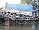 Vụ sập cầu: Cầu tải trọng 18 tấn, xe nặng... 58 tấn