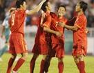 Đội tuyển Việt Nam ráo riết chuẩn bị cho AFF Cup 2012