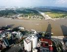 Khám phá hầm dìm chạy dưới đáy sông Sài Gòn
