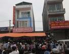 Dựng lại hiện trường vụ cướp tiệm vàng tại Bắc Giang