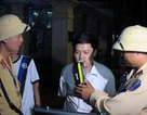 Hà Nội: CSGT bắt lỗi nồng độ cồn gần các quán bia