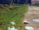 Hà Nội: Lái xe ôm bị sát hại bên bờ mương