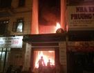 Hà Nội: Cháy lớn thiêu rụi cửa hàng quảng cáo đêm Trung thu