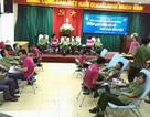 Hà Nội: Hơn 200 chiến sỹ an ninh tham gia hiến máu tình nguyện