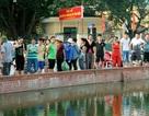 Hà Nội: Xác người phụ nữ nổi trên mặt hồ giữa làng