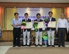 """Bộ GD&ĐT thưởng """"nóng"""" đoàn Olympic Toán Quốc tế"""