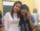 Lưu luyến ngày chia tay của học trò chuyên Lam Sơn