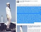Cư dân mạng Việt phản ứng quyết liệt trước bức ảnh áo dài phản cảm