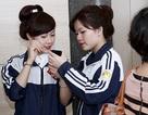 Học sinh cấp 3 Hà Nội háo hức thử làm sinh viên trong một ngày