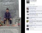Phẫn nộ nam sinh khoe ảnh ngồi lên tượng đài Lý Thái Tổ