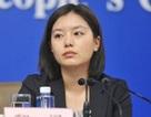 Phát sốt vì nữ phiên dịch xinh đẹp nhất quốc hội Trung Quốc