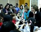 Nữ lãnh đạo Harvard chia sẻ bí quyết thành công với SV Việt