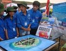 """Những ý tưởng, mô hình """"độc"""" về biển đảo Việt Nam của SV"""