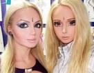 Giật mình 3 mẹ con cùng hóa thành…búp bê Barbie