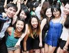 """Teen chuyên Ams mở """"đại tiệc"""" đầu năm học"""