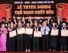 Vinh danh 123 thủ khoa xuất sắc Hà Nội năm 2013