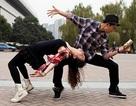 """Thú vị """"vũ điệu sân trường"""" của sinh viên TQ"""