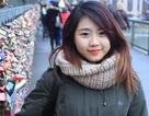 """Miss Teen Thu Trang bật mí """"nửa kia"""" yêu thương ngày Valentine"""