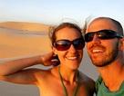 """Cặp vợ chồng trẻ """"phiêu"""" tuần trăng mật gần…2 năm"""