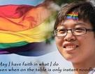 Nghị lực phi thường của nữ thạc sĩ đồng tính