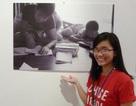 Việt Nam và thế giới qua ống kính các em học sinh