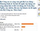 75% bạn đọc ủng hộ công nhận liệt sĩ đối với Thiếu tá Trần Duy Nghĩa