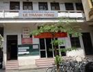 """Trường THPT dân lập Lê Thánh Tông trốn trách nhiệm vụ áp dụng """"luật rừng"""""""