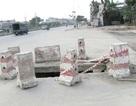 Hà Nội: Nhiều hiểm họa rình rập trên đường 32