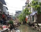 """23 hộ dân phường Trung Liệt ngóng chờ TP Hà Nội """"giải cứu"""""""