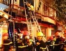 Biển lửa bao trùm tiệm bọc yên xe, 5 người chết