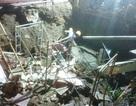 """Hình ảnh """"giải cứu"""" trụ sở TAND TPHCM bị sụt lún"""