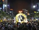 Hơn 1 triệu lượt người tham quan đường hoa Nguyễn Huệ 2014