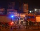 Vụ cháy tiệm tạp hóa làm 2 người chết: Căn nhà tiếp tục phát hỏa