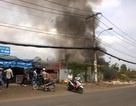 """Hàng trăm xe máy """"chết oan"""" vì... đốt rác"""