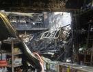 Bới đống tro tàn tìm nạn nhân thứ 2 vụ cháy tiệm tạp hóa
