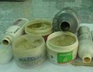 Phát hiện 3kg tiền chất ma túy đá ngụy trang trong mỹ phẩm