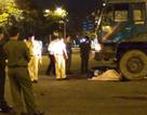 Xe ben cán chết thiếu nữ người nước ngoài ở trung tâm Sài Gòn