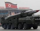 Triều Tiên phóng 3 quả tên lửa vào biển Nhật Bản