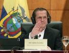 Ngoại trưởng Ecuador họp báo về cựu nhân viên CIA Snowden tại Hà Nội