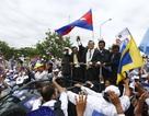 Nổ súng tại trụ sở đảng đối lập Campuchia