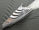Chóng mặt với tốc độ của siêu du thuyền lớn nhất thế giới