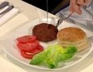 """Bánh hamburger """"thịt nhân tạo"""" đầu tiên trên thế giới có giá gần 7 tỷ"""