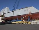 Siêu tàu khu trục 3,5 tỷ USD của hải quân Mỹ sẵn sàng hạ thủy