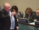 Thị trưởng Toronto thừa nhận thường đi mua ma túy