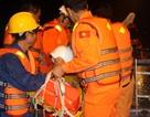 Cứu thuyền viên nước ngoài gặp nạn trên biển Vũng Tàu