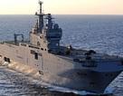 Chiến hạm và tàu hộ tống chống ngầm Pháp đến Việt Nam