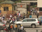 """""""Nơm nớp"""" lo… tai nạn giao thông ở bệnh viện Bạch Mai"""